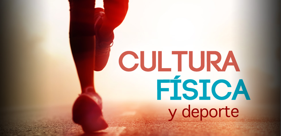 Lic. Cultura Física y Deporte